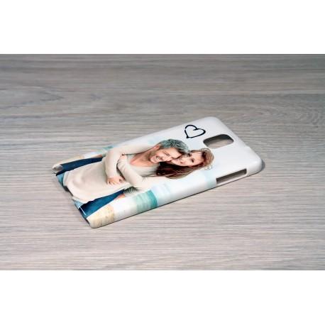 Coque rigide Galaxy Note 3 personnalisée avec côtés imprimés