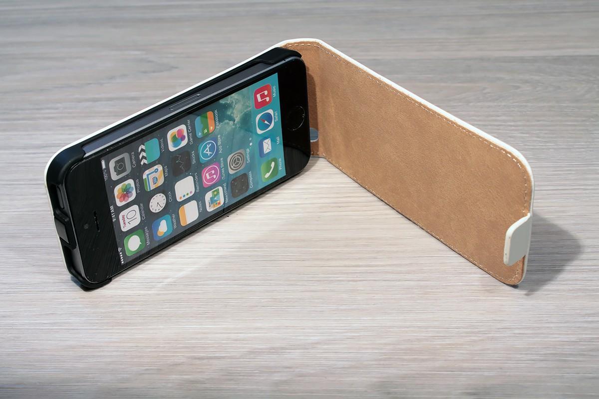 etui iphone se personnalis clapet en cuir. Black Bedroom Furniture Sets. Home Design Ideas