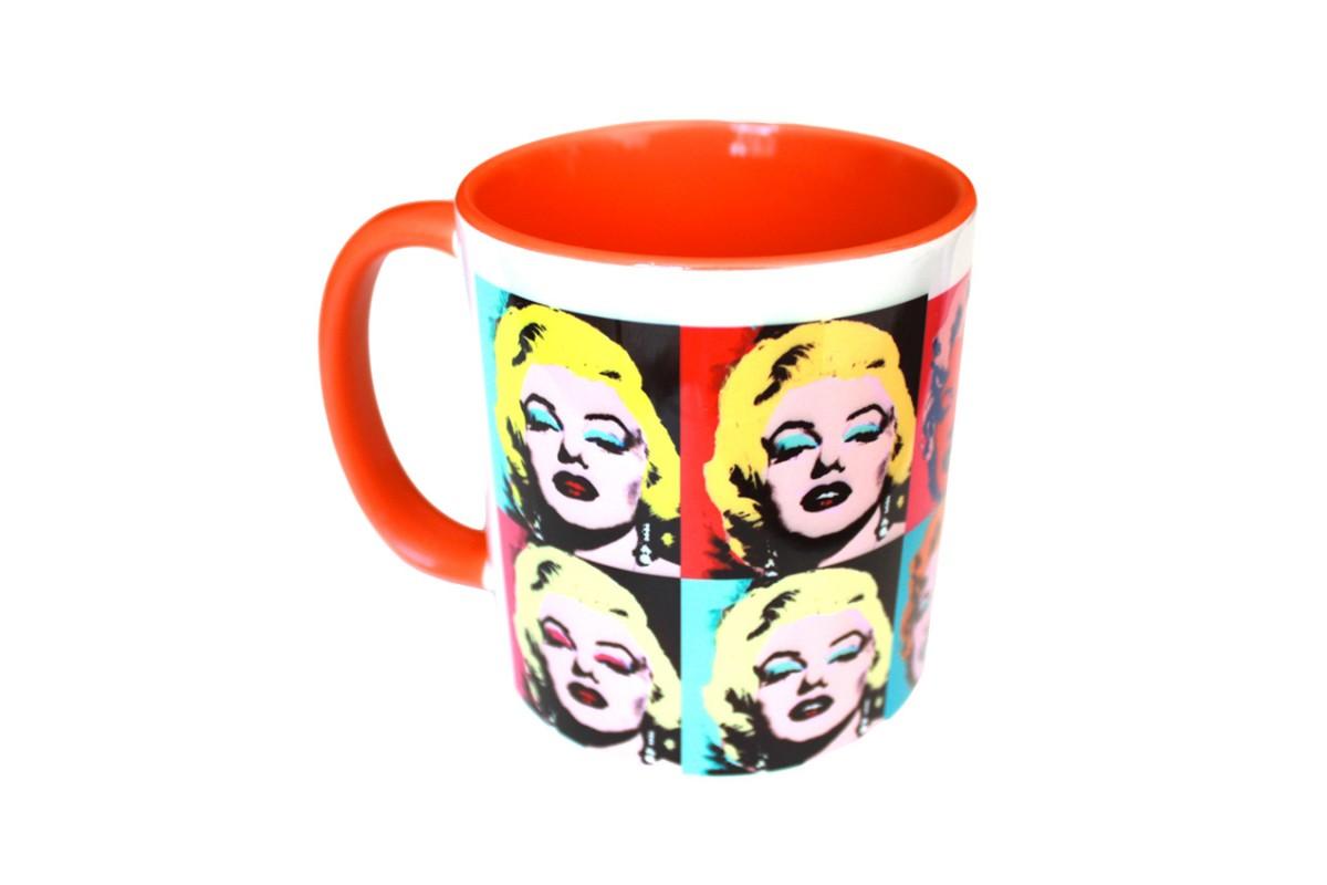 mug photo personnalis orange. Black Bedroom Furniture Sets. Home Design Ideas