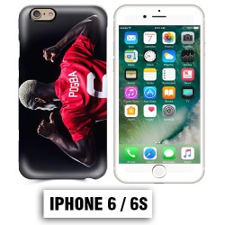 Coque iphone 6 6S Foot Pogba