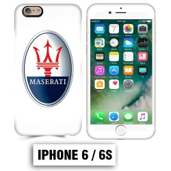 Coque iphone 6 6S logo Maserati