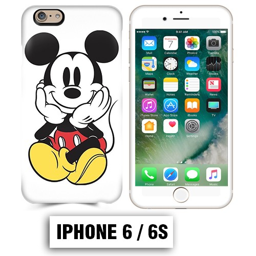 coque iphone 6 mikey
