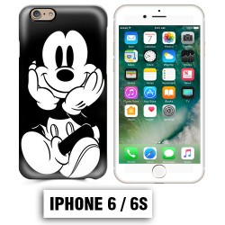 Coque iphone 6 6S Mickey Mouse vintage