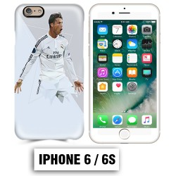 Coque iphone 6 6S Foot Ronaldo Madrid