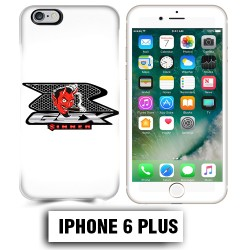 Coque iphone 6 PLUS Moto Suzuki GSXR