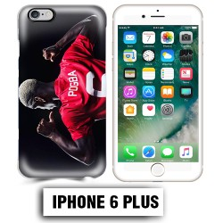 Coque iphone 6 PLUS Foot Pogba