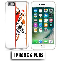 Coque iphone 6 PLUS moto course Repsol