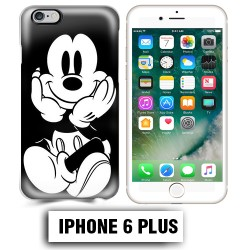 Coque iphone 6 PLUS Mickey Mouse vintage