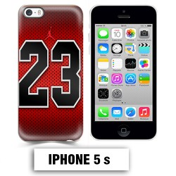 Coque iphone 5 5S air Jordan basket 23