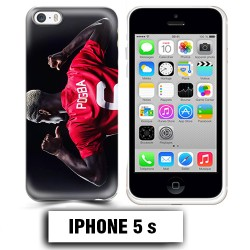 Coque iphone 5 5S Foot Pogba