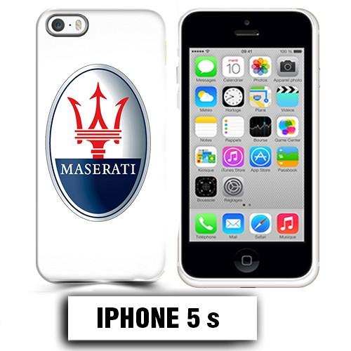 coque iphone 5 maserati