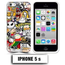 Coque iphone 5 5S South Park Superman Comics
