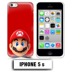 Coque iphone 5 5S Mario Bross