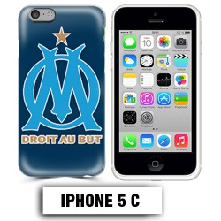 Coque iphone 5C OM Olympique de Marseille
