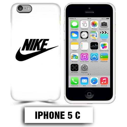 coque iphone 5c logo nike