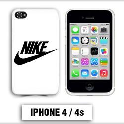 Coque iphone 4 logo Nike