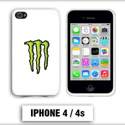 Coque iphone 4 Energy Monster