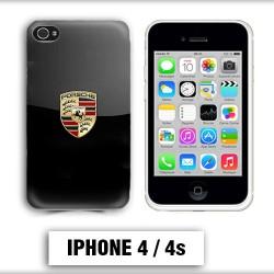 Coque iphone 4 Porsche Carrera