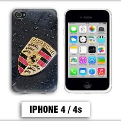Coque iphone 4 Porsche Carrera 911