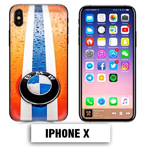 iphone x coque bmw