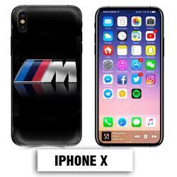 Coque iphone X BMW M Power