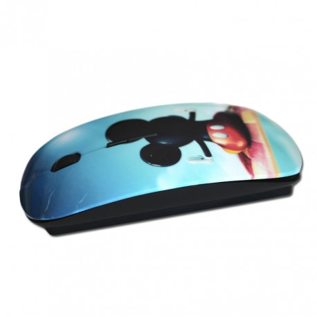 Custom Wireless Mouse