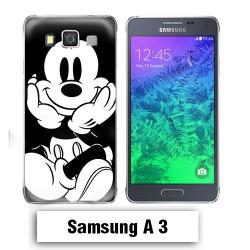 Coque Samsung A3 2017 Mickey vintage