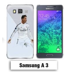 Coque Samsung A3 2017 Ronaldo Madrid