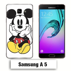 Coque Samsung A5 2017 Mickey couleur