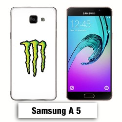 Coque Samsung A5 2017 griffes Energy Monster
