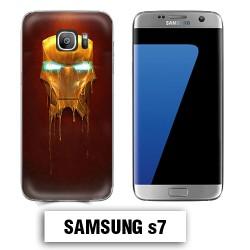 Coque Samsung S7 Iron Man
