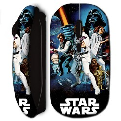 Souris sans fil Star Wars affiche