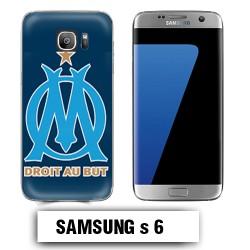 Coque Samsung S6 OM Olympique de Marseille