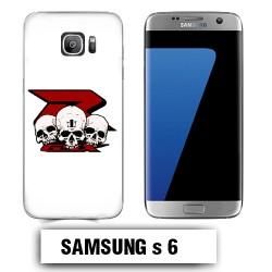 Coque Samsung S6 Suzuki GSXR dead