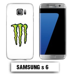 Coque Samsung S6 griffes Energy Monster