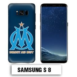 Coque Samsung S8 OM Olympique de Marseille