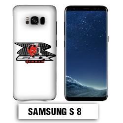 Coque Samsung S8 Suzuki GSXR dead