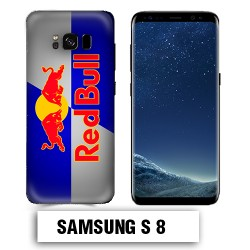 Coque Samsung S8 Red Bull