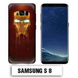 Coque Samsung S8 Iron Man