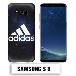 Coque Samsung S8 Adidas noire