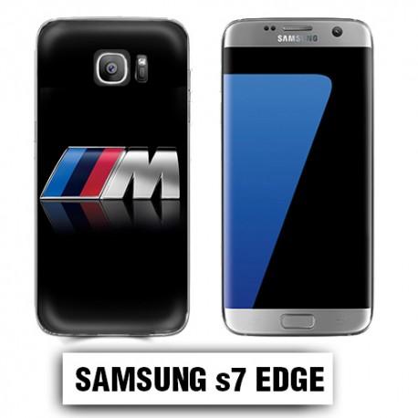 Coque Samsung S7 Edge BMW MPOWER