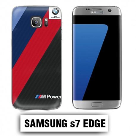 Coque Samsung S7 Edge BMW sport