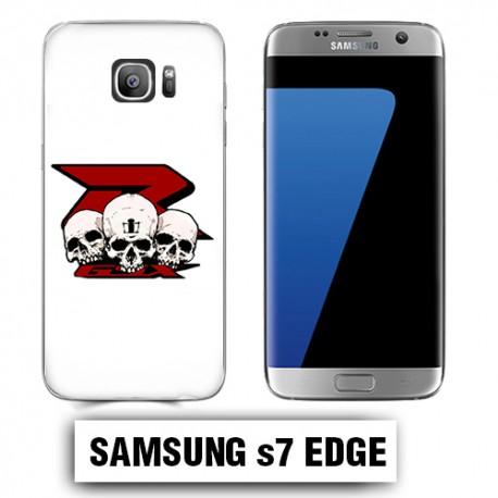 Coque Samsung S7 Edge Suzuki GSXR Death