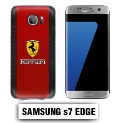 Coque Samsung S7 Edge Ferrari 458 Speciale