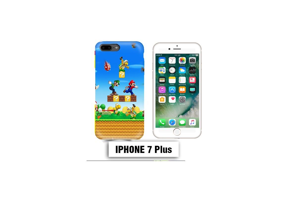 coque iphone 7 plus cartoon
