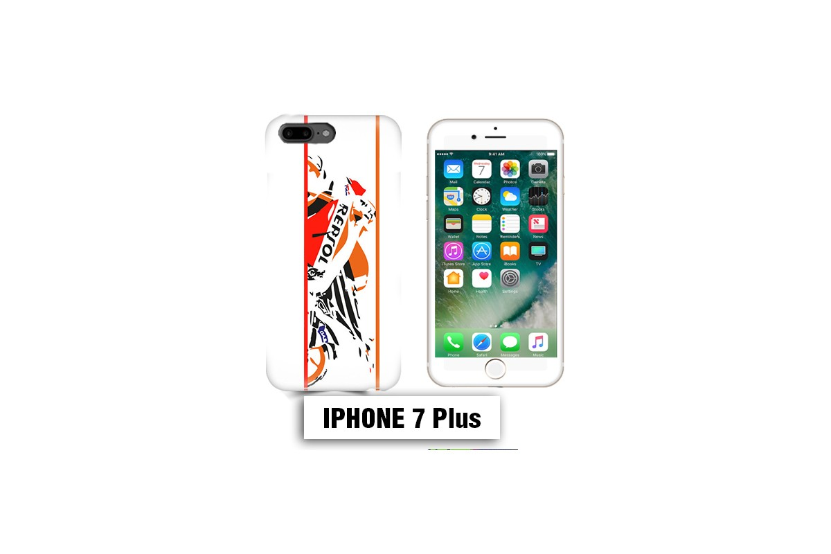 coque iphone 7 course