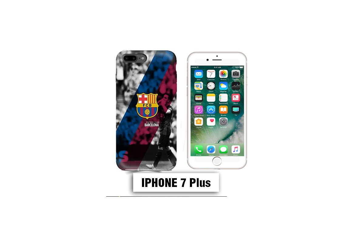 coque iphone 7 plus foot
