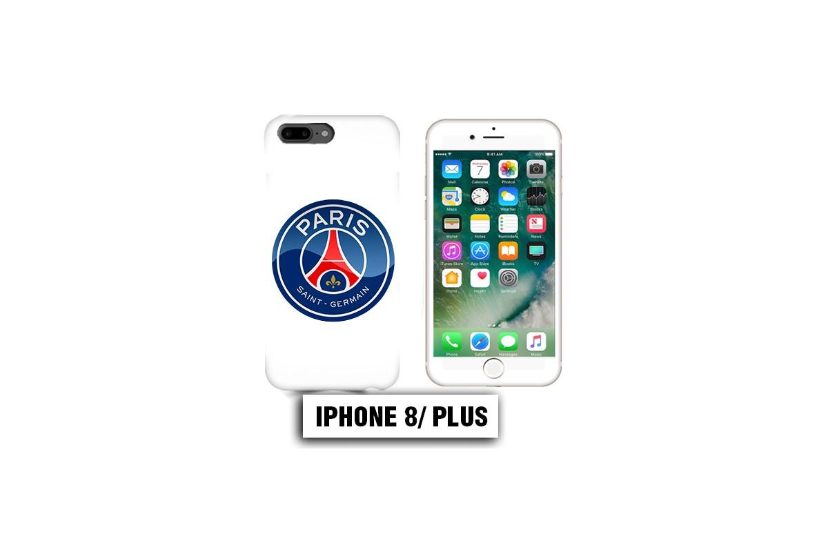coque iphone 8 plus logo