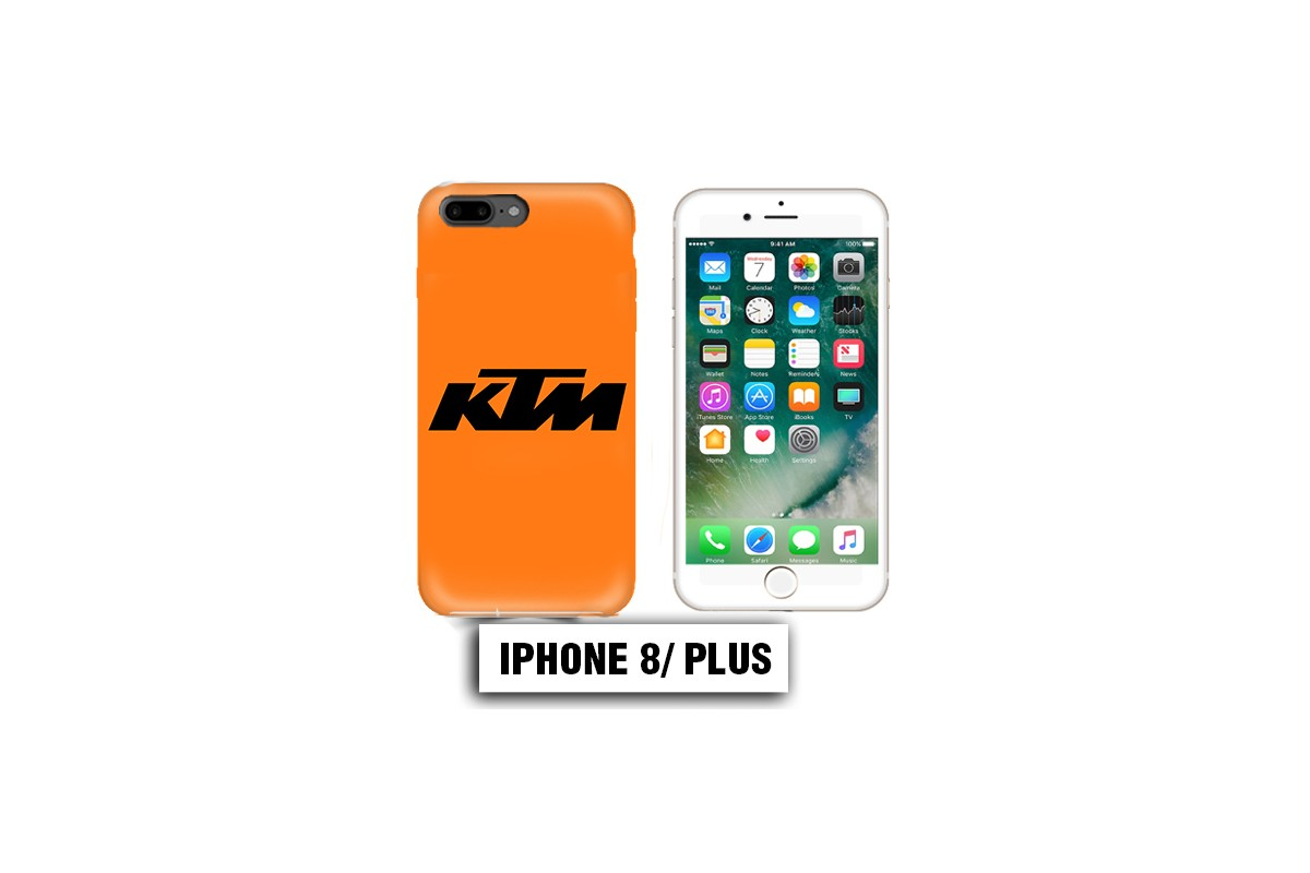 coque iphone 8 plus ktm