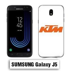 Coque Samsung J5 Logo KTM